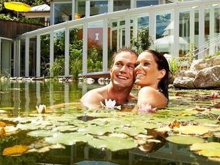 Bio Göl Havuz (Biyolojik Gölet ve Havuz Yapısalları) Piscinas de estilo rural
