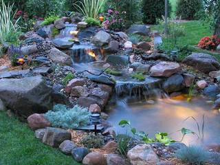 Bio Göl Havuz (Biyolojik Gölet ve Havuz Yapısalları) Jardines de estilo mediterráneo