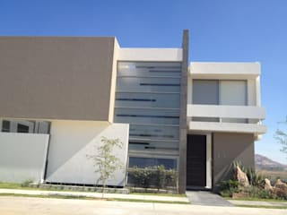 Modern Windows and Doors by 2M Arquitectura Modern