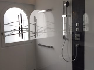 Bathroom by bad + wohndesign