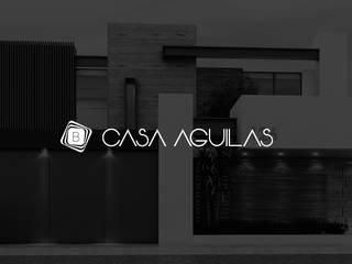 Casa Las Aguilas Casas modernas de Besana Studio Moderno