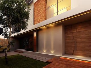 Casas de estilo  de Besana Studio, Moderno