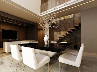 Interiorismo: Casas de estilo moderno por Besana Studio