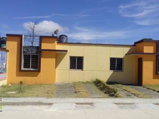 Fraccionamiento: Casas de estilo  por ARCO +I