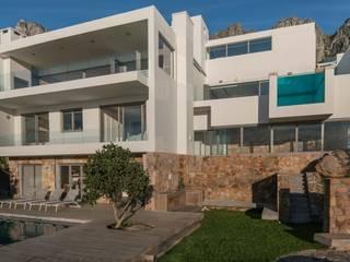 Casas de estilo moderno de MARVIN FARR ARCHITECTS Moderno