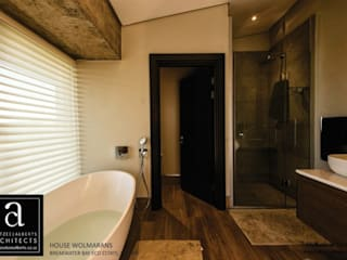 Modern style bathrooms by Coetzee Alberts Architects Modern