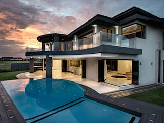 Houses by FRANCOIS MARAIS ARCHITECTS, Modern