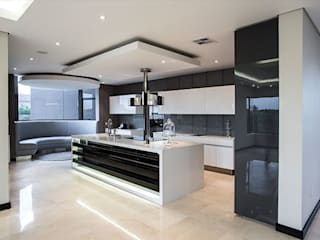Residence Calaca Modern kitchen by FRANCOIS MARAIS ARCHITECTS Modern