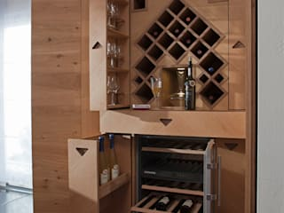 BAUR WohnFaszination GmbH Modern kitchen Wood Brown