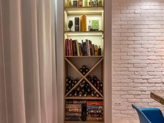 Столовые комнаты в . Автор – Perfect Space,