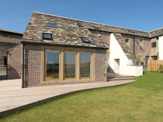 Cockermouth Farm, Flockton por Farrar Bamforth Associates Ltd