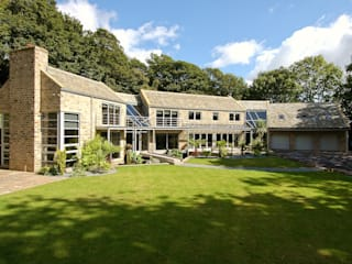 Binns Lane, Holmfirth por Farrar Bamforth Associates Ltd