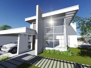 Projeto Residencial: Casas  por XAVIER + FRÓES ARQUITETURA