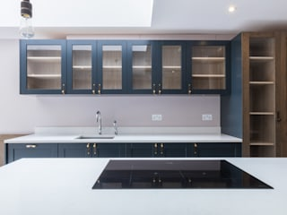 Double Storey Extension, Clapham SW11:  Kitchen by TOTUS