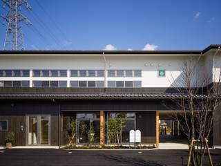 Modern hospitals by ARTBOX建築工房一級建築士事務所 Modern
