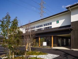 Modern clinics by ARTBOX建築工房一級建築士事務所 Modern