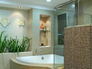 Phòng tắm theo Design Spirits, Nhiệt đới