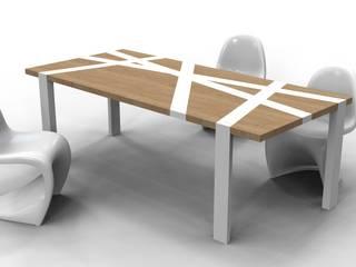 por Nyda Design - Nicola D'Alessandro architetto Moderno