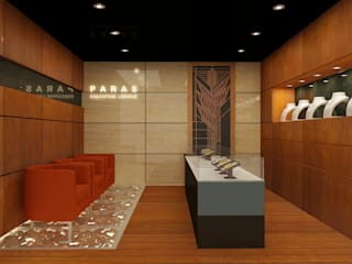 Jewelery Shop at Vidisha by agnihotri associates
