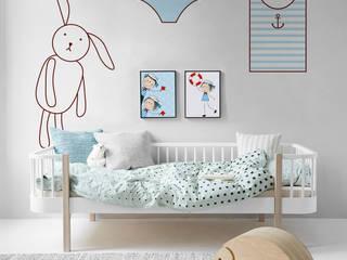 Nursery & kids room Pixers Stanza dei bambini in stile scandinavo