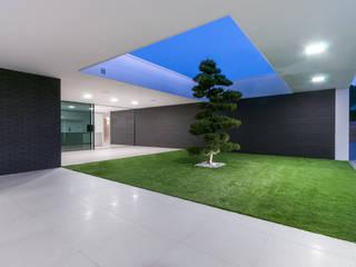 Garden by ARTEQUITECTOS, Modern