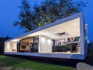 minimalistic Houses by Yucatan Green Design