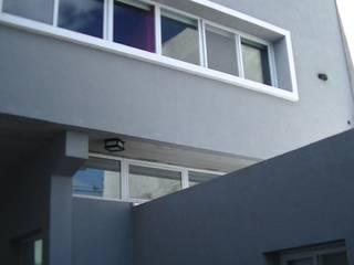Maisons de style  par Alvarez Farabello Arquitectos, Minimaliste
