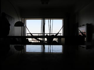Salas / recibidores de estilo  por Alvarez Farabello Arquitectos, Moderno