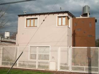 Casas de estilo  por Alvarez Farabello Arquitectos, Moderno