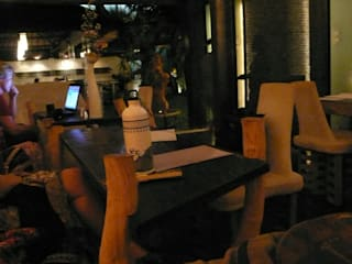 Eclectic style bars & clubs by comprar en bali Eclectic
