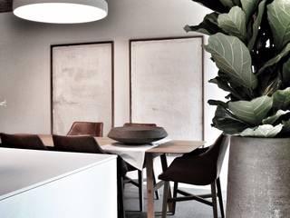 MALIN Massivholz Esstisch:   von SOLIDMADE | Design Furniture