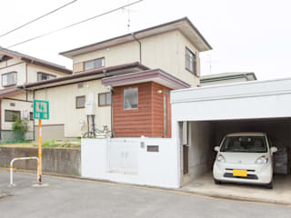 NRT HOUSE_Tune up: tai_tai STUDIOが手掛けたです。