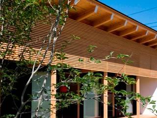 masekawa house: 髙岡建築研究室が手掛けた家です。,和風