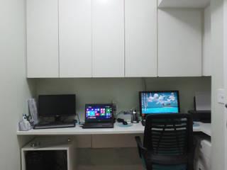 Clinica CIP Sono - Botafogo: Clínicas  por Maria Helena Torres Arquitetura e Design