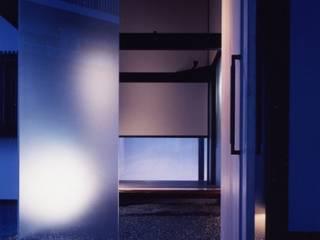ishite house: 髙岡建築研究室が手掛けた廊下 & 玄関です。,和風