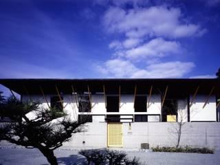 miyanoshita house: 髙岡建築研究室が手掛けた家です。,和風