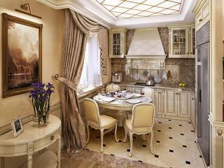 Modern Kitchen by Design studio of Stanislav Orekhov. ARCHITECTURE / INTERIOR DESIGN / VISUALIZATION. Modern