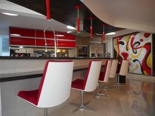 Cozinhas modernas por Metamorfose Arquitetura e Urbanismo Moderno