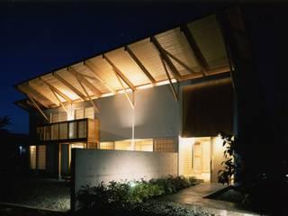 nishino house: 髙岡建築研究室が手掛けた家です。,和風