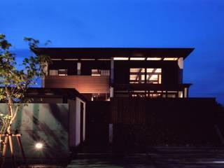 hukui-takahama house: 髙岡建築研究室が手掛けた家です。,和風