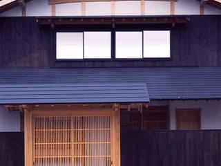 masaki house: 髙岡建築研究室が手掛けた家です。,和風