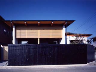 minamiumenomoto house: 髙岡建築研究室が手掛けた家です。,和風