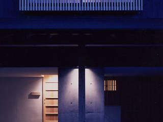 yamagoe house: 髙岡建築研究室が手掛けた家です。,和風