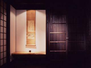 shougoan: 髙岡建築研究室が手掛けた書斎です。,和風