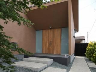 s-house: 髙岡建築研究室が手掛けた家です。,和風