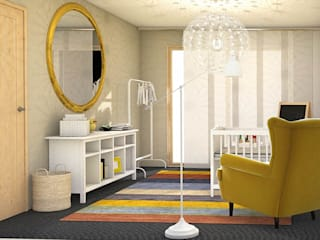Habitación infantil de INAR studio