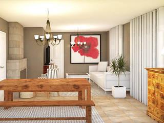 Sala de estar Comedores de estilo clásico de INAR studio Clásico