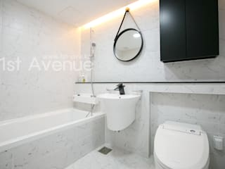 퍼스트애비뉴 Modern style bathrooms