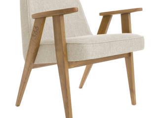 366 easy chair LOFT: styl , w kategorii  zaprojektowany przez 366 Concept Design & Lifestyle