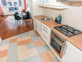 Modern style kitchen by Levenssfeer Modern Wood Wood effect